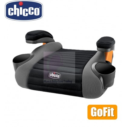 Chicco GoFit/ GoFit PLUS Backless Booster Car Seat (18-50kg)