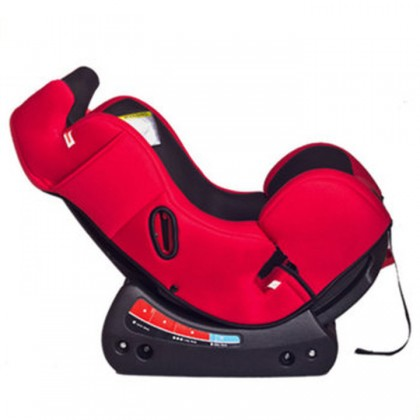 Meinkind Zeta Convertible Baby Car Seat (newborn- 25kg)- Red