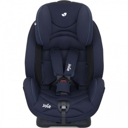Joie Stages Convertible Baby Car Seat- Newborn till 25kg (Navy Blazer/ Cherry Red/ Coal Black) + Free Shipping
