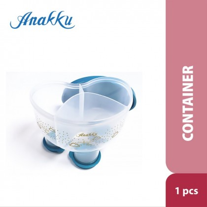 Anakku Milk Powder Dispenser 163-412 ( Blue / Purple )
