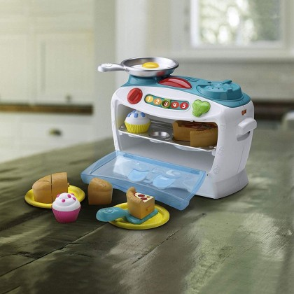 LeapFrog Number Lovin Oven (2 Years+)  - Order Up Learning Fun with a Sassy, Singing Pal!