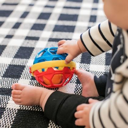Baby Einstein Bendy Ball (3 months+) Baby Toy
