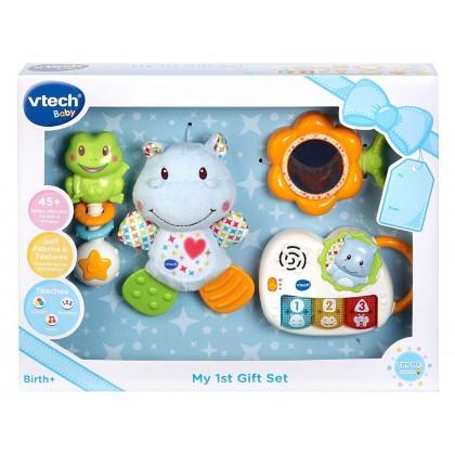 Vtech My First Gift Set (Birth+) - 4pcs Baby Shower Gift Set