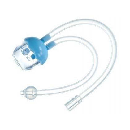 Kuku Baby Snivel Absorber / Nose Cleaner / Nasal Aspirator (Blue) 1pc