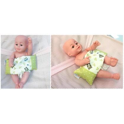 BabyLove Premium Baby Organic Bean Sprout Husk Pillow