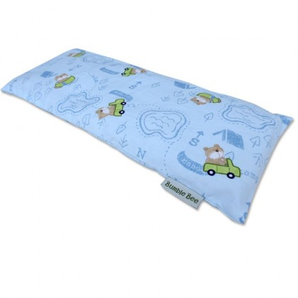 Bumble Bee Organic Pacifying Pillowcase 100% Cotton Knit Fabric (1pc)