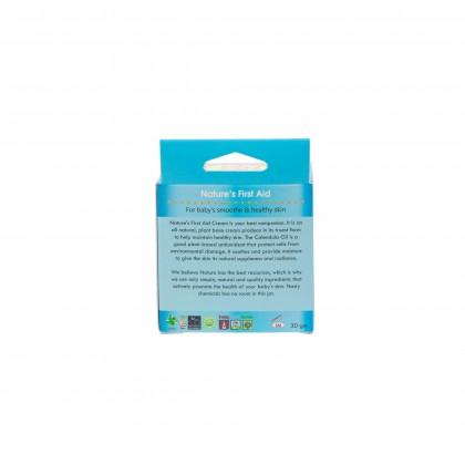 Baby Organix Nature's First Aid Cream 30g